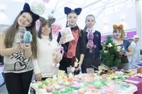 Тульские школьники приняли участие в Новогодней ярмарке рукоделия, Фото: 16