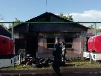 Пожар на ул. М. Горького в Туле, Фото: 6