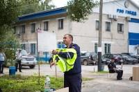 Конкурс водительского мастерства среди полицейских, Фото: 30
