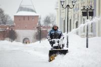 Последствия снежного циклона в Туле, Фото: 87