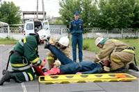 Соревнования добровольных пожарных, Фото: 5