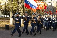 В Туле открыли памятник экипажу танка Т-34, Фото: 30