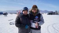 Мотороллер «Алексей Геннадьевич» из Тулы установил рекорд скорости на «Байкальской миле», Фото: 25