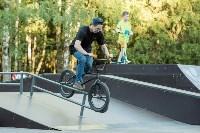 В Туле открылся первый профессиональный скейтпарк, Фото: 52