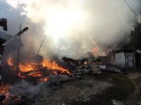 В Киреевске сгорели 40 сараев, Фото: 4