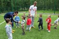 В тульских парках заработала летняя школа футбола для детей, Фото: 2