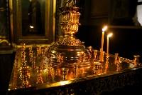 Пасхальное богослужение в Успенском соборе, Фото: 12