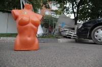 Ликвидация торговых рядов на улице Фрунзе, Фото: 9