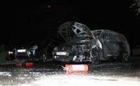 В Пролетарском районе Тулы сожгли иномарку, Фото: 9