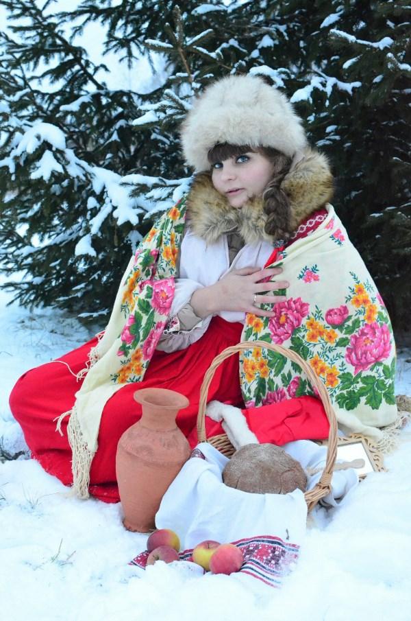 Зимушка зима