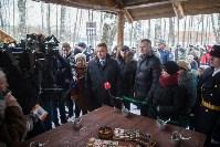В Туле торжественно открыли «Рубеж обороны», Фото: 43