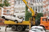 Эвакуировали бесхозный автомобиль, Фото: 6