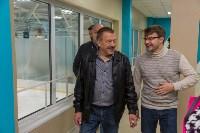 Андрианов в ледовом дворце и Рогожинском парке, Фото: 14