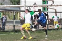 Тульские журналисты сыграли в футбол с зэками, Фото: 3