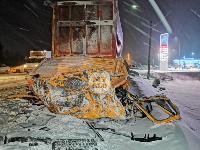 Массовое ДТП на трассе М2 под Тулой, Фото: 7
