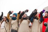Митинг-концерт в честь годовщины присоединения Крыма к России, Фото: 29