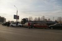 Массовое ДТП на повороте на Скуратово, Фото: 1