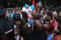 В Пролетарском округе Тулы начали праздновать День города, Фото: 53