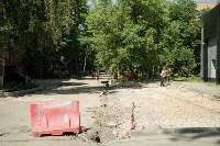 В Туле началось благоустройство скверов и дворов, Фото: 24