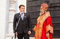 Вручение медали Груздеву митрополитом. 28.07.2015, Фото: 67