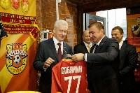 Мэр Москвы Сергей Собянин посетил Тульский кремль, Фото: 7