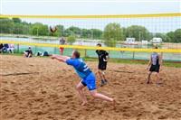 Пляжный волейбол в парке, Фото: 41