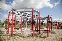 В Туле на набережной Упы открылась уникальная спортплощадка для занятий фитнесом и бодибилдингом, Фото: 10