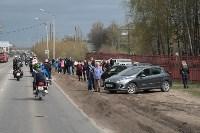 Открытие мотосезона в Новомосковске, Фото: 44