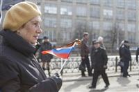 Митинг в Туле в поддержку Крыма, Фото: 37
