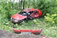 ДТП на трассе «Крым», «десятка» и Mazda. 25 июля 2013, Фото: 20
