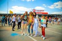 В Туле прошел фестиваль красок и летнего настроения, Фото: 103