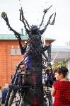 В Туле открыли скульптуру «блохе-киборгу», Фото: 70