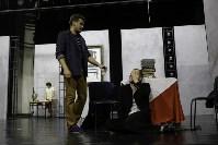 Репетиция в Тульском академическом театре драмы, Фото: 57
