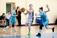 Женщины баскетбол первая лига цфо. 15.03.2015, Фото: 12
