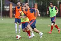 Как футболисты «Арсенала» готовятся к «Тосно», Фото: 19