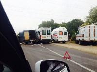 """Авария на трассе """"Тула-Новомосковск"""", Фото: 16"""