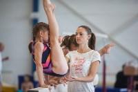 Тульские гимнастки готовятся к первенству России, Фото: 46