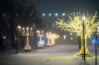 В Туле ночью бушевал буран, Фото: 58