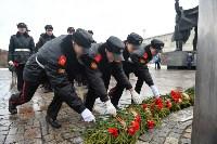 Церемония возложения цветов на площади Победы, 23.02.2016, Фото: 10