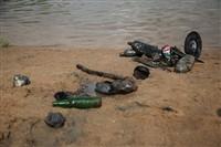 Очистка пруда в Центральном парке, Фото: 28
