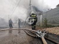 Пожар в Михалково, Фото: 8