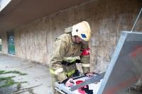 Тульские пожарные провели учения в драмтеатре, Фото: 3