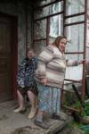 Восстановление домов в селе Воскресенское после урагана. 2.07.2014, Фото: 8