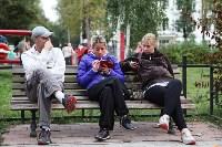 В Пролетарском округе Тулы начали праздновать День города, Фото: 15