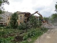 Снос дома по ул. Дементьева, 17а, Фото: 1