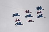 Репетиция Парада Победы в подмосковном Алабино, Фото: 177
