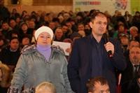 Встреча Губернатора с жителями МО Страховское, Фото: 70