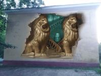 Египетские львы поселятся в Туле на ул. Седова, 11. Автор Александр Колобаев (Тула). , Фото: 13