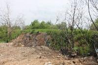 В тульском Заречье жители год добиваются ликвидации ядовитой свалки, Фото: 35