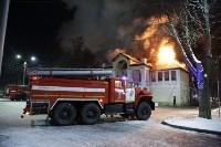 "В Туле загорелся ресторан ""Пётр Петрович"", Фото: 13"